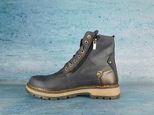 Высокие зимние ботинки Zangak Exclusive синий 40,41,45, фото 2