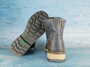 Высокие зимние ботинки Zangak Exclusive синий 40,41,45, фото 3