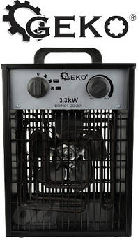 Тепловентилятор GEKO 3,3кВт G80401