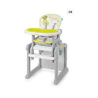 Стульчик-трансформер для кормления Baby Design Candy, фото 1
