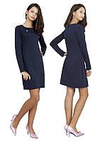 Платье  для девочки  с рукавом М-1106  рост  140 146 152 158 164 и 170, фото 1