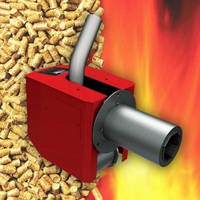 Пеллетная горелка BURNiT Pell 70кВт