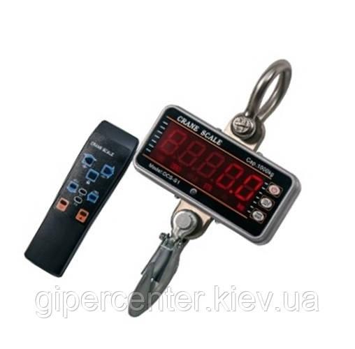 Весы крановые ПРОК OCS-S-1 т до 1 т