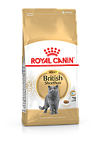 Royal Canine British Shorthair 2 кг - для кошек породы британская короткошерстная старше 12 мес