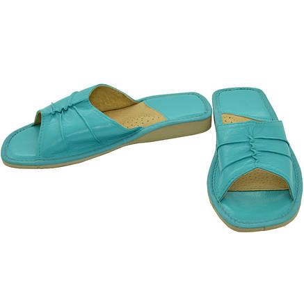 Тапочки жіночі літні, ШВН02. Блакитні, фото 2