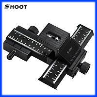 Двухуровневая макро-рельса LP-04 от SHOOT (для перемещения в 4-х направлениях) (код XT-360)