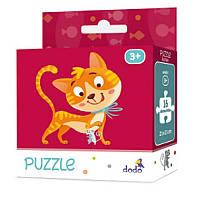 Пазлы для малышей «Котенок» 300112 DoDo, 16 деталей