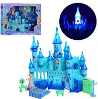 Музыкальный замок с мебелью и фигуркой Frozen SG-29004