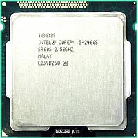 Процессор Intel Core i5-2400S 2.50GHz/6MB (BX80623I52400S) s1155 tray