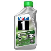 Синтетические моторные масла Mobil 1 0W-30 Advanced Full Economy