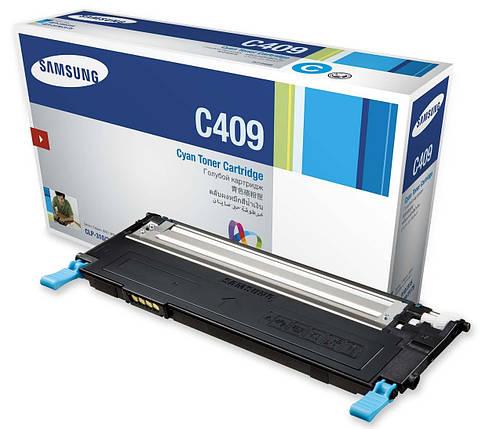 Картридж Samsung CLP-310/ N, CLP-315/ W, CLX-3170FN, CLX-3175/ N/ FN/ FW cyan, фото 2