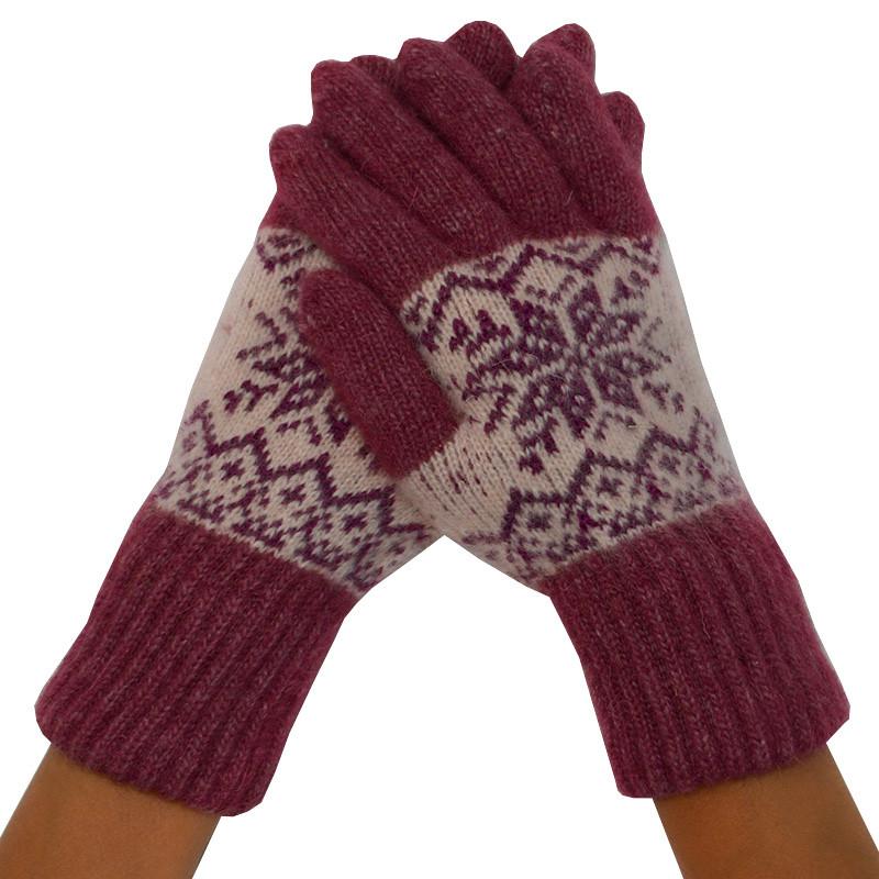 Женские перчатки, удлиненные 008