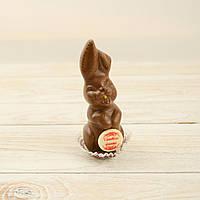 "Шоколадная фигура""ЗАЙКА"" классическое сырье.Размер:47х121х45мм,вес 60гр.ст.233"