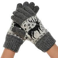 Мужские зимние перчатки 11, фото 1