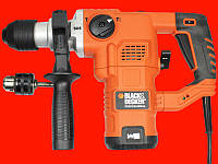 Бочковой перфоратор Black&Decker BPHR323K SDS-plus