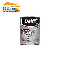 Делфи эмаль алкидная голубая Delfi ПФ-115 (0,9кг)