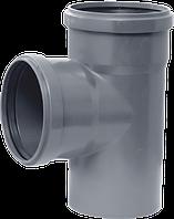 Тройник 90° 50х50 для внутренней канализации (ППР)