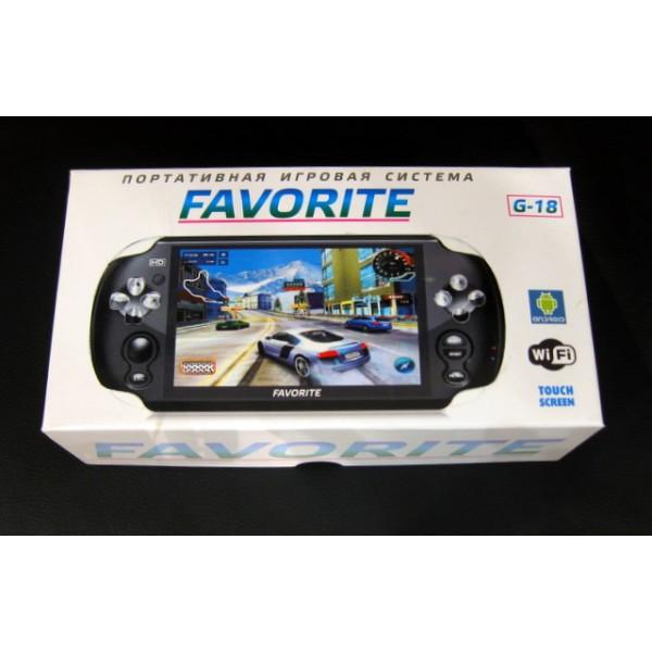 Игровая приставка Favorite G18N Android