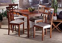 Комплект Стол Верона + 4 стула Ривьера