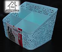 Лоток-фраже для столовых приборов С043 мятный