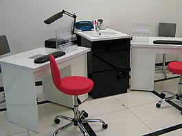 Маникюрный стол и кресло