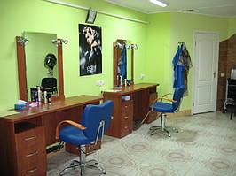 Мебельный комплект для парикмахерской