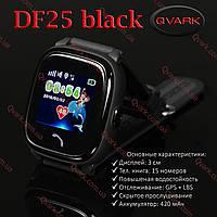 Детские умные часы DF25 черные