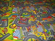 Детский ковролин Смарт Сити, фото 2