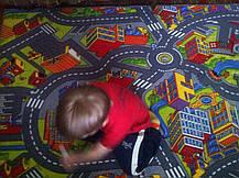Коврик дорога для мальчика Смарт Сити, фото 2