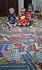 Ковер дорога в детскую комнату для мальчика Смарт Сити, фото 4