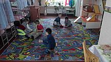 Ковер дорога в детскую комнату для мальчика Смарт Сити, фото 3