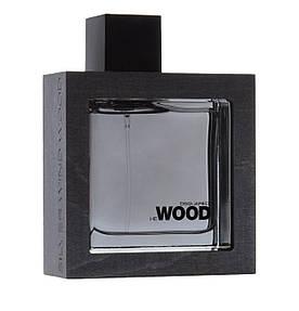 DSquared2 He Wood Silver Wind Wood  (Хи Вуд Сильвер Винд Вуд), мужская  туалетная вoда, 100 ml