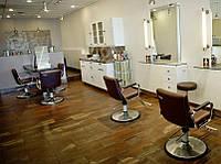 Тумбы и кресла для парикмахерской