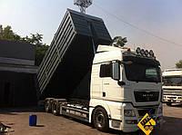 Переоборудование импортных авто в зерновоз