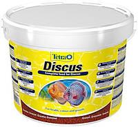 Tetra DISСUS 10L/3kg - гранулы для дискусов