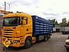 Переоборудование в бортовой зерновоз автомобиля отечественного и импортного производства