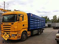 Переоборудование в бортовой зерновоз автомобиля отечественного и импортного производства, фото 1