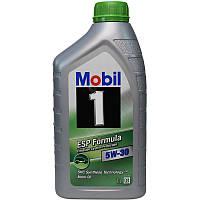 Оригинальное синтетическое моторное масло Mobil SAE 5W-30 ESP Formula