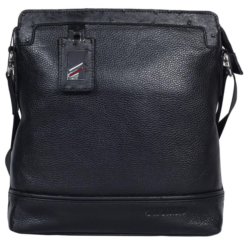 5d6c5a62a6e2 Удобная мужская кожаная сумка через плечо Tofionno TF006815-111 -  e-sumki.com