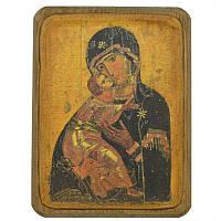 Богородица Вышгородская XII в., фото 1