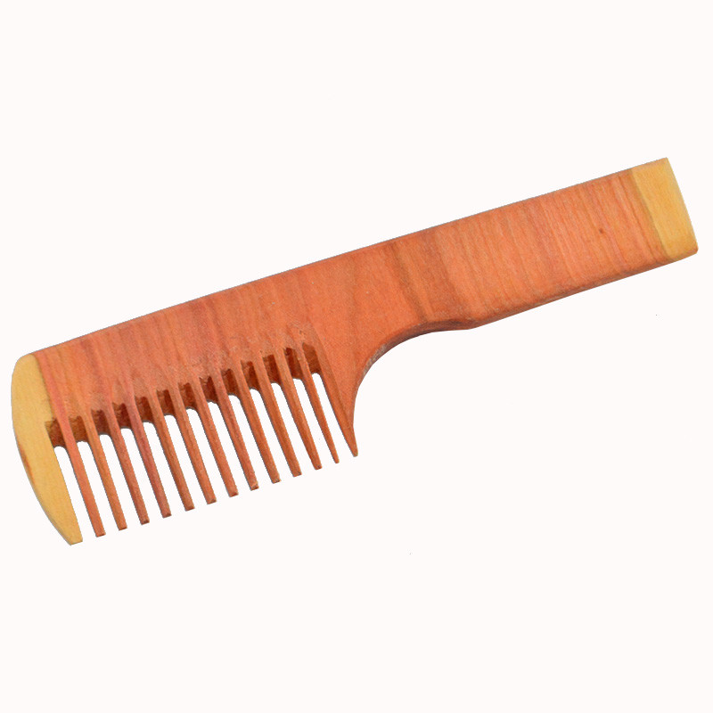Деревянная расческа 16