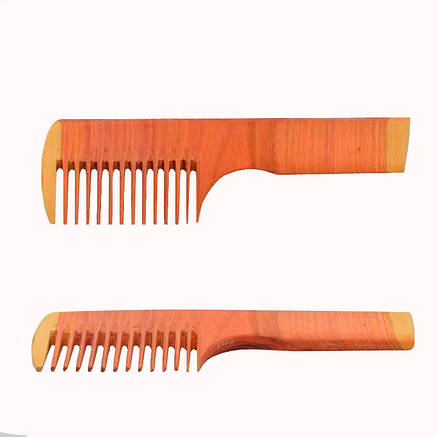 Деревянная расческа 16, фото 2