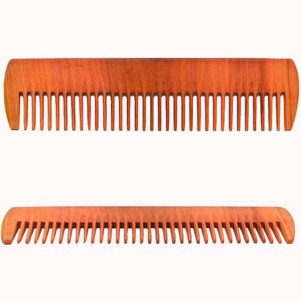 Деревянная расческа 18, фото 2