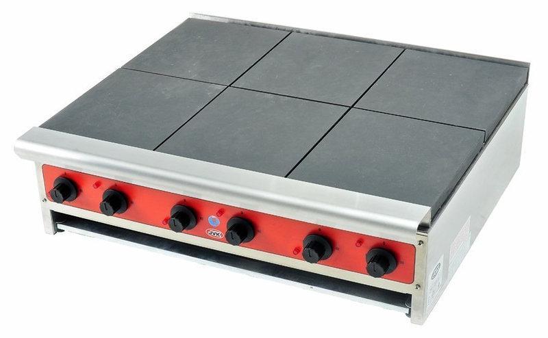 Плита электрическая настольная 6 конф. RE6-36 CustomHeat