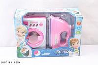 Игрушечная бытовая техника Frozen утюг, стиральная машина, свет, звук, DN6231FZ