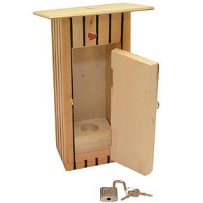 """Копилка """"Туалет"""", фото 2"""