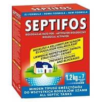 Засіб для вигрібних ям SEPTIFOS biologocal activator ТІЛЬКИ ОРИГІНАЛЬНА ПРОДУКЦІЯ 1.2 кг