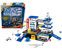 Игровой набор Dave Toy City Parking Аэропорт (32014)