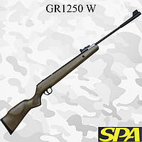 Пневматическая винтовка Snowpeak SPA GR1250W с Газовой пружиной