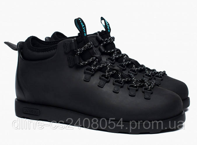 Ботинки Native Fitzsimmons Black Mono